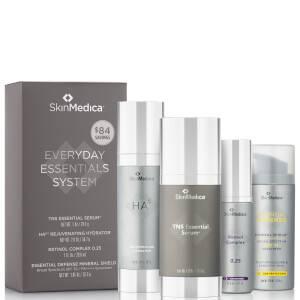 SkinMedica Everyday Essentials System 5.85oz (Worth $559.00)