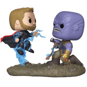 Marvel Thor vs Thanos Funko Pop! Movie Moment