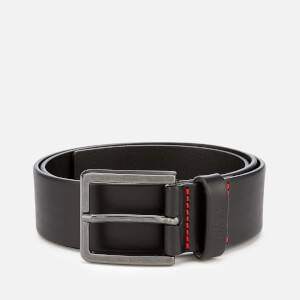 HUGO Men's Gionio Belt - Black