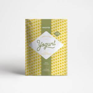 Yogurt de Limón