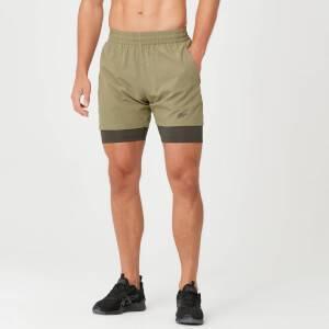 MP Men's Power Shorts - Light Olive