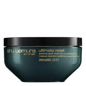 Shu Uemura Art of Hair Ultimate Reset Mask (Extreme Repair for Damaged Hair) 6 oz