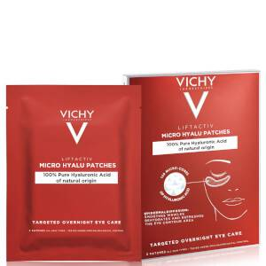Vichy LiftActiv Hyalu Eye Patches