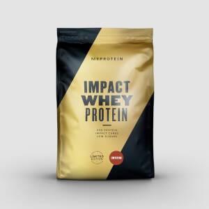 Myprotein Impact Whey Protein, German Cinnamon Star Cookie, 1kg