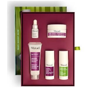Murad Ready, Radiant, Glow Kit (Worth $84.00)