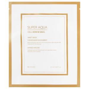 MISSHA Super Aqua Cell Renew Snail Hydro-Gel Mask 28g