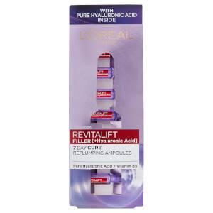 L'Oréal Paris Revitalift Filler Replumping Ampoules 7 x 1.3ml