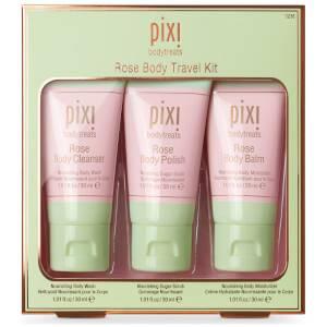 PIXI Rose Body Travel Kit
