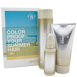 Joico Blonde Life Color Proof Your Summer Hair Trio Pack