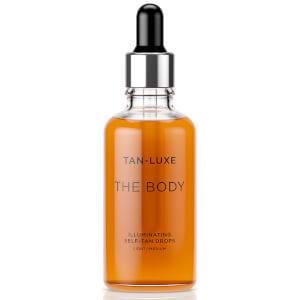 Tan-Luxe The Body Illuminating Self-Tan Drops 50ml - Light/Medium