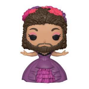 Figurine Pop! Femme A Barbe - The Greatest Showman