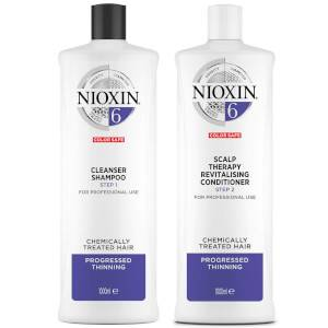 NIOXIN System Cleanser Shampoo and Scalp Therapy Conditioner DUO 2000ml