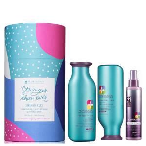 Pureology Strength Cure Christmas Set