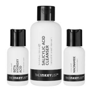 The INKEY List Exclusive Oily Skin Bundle
