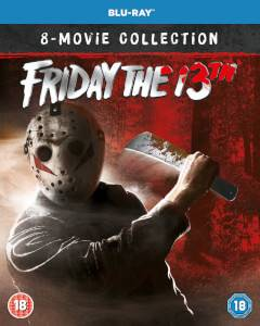 Friday the 13th 1-8 Boxset Collection