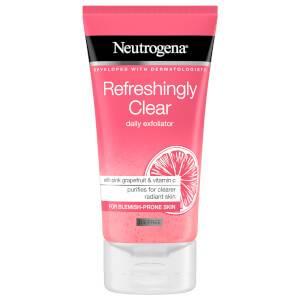 Neutrogena Refreshingly Clear Daily Exfoliator 150ml
