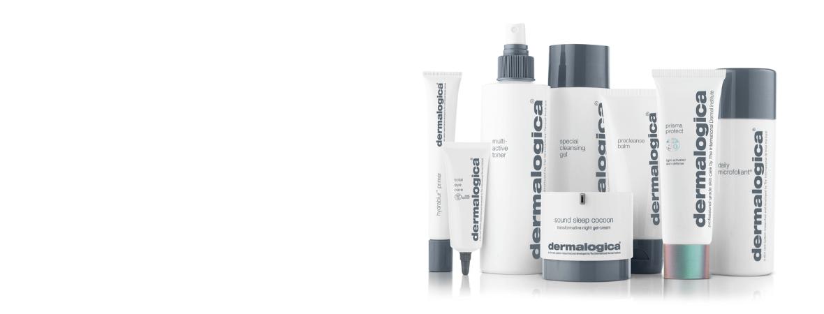 Dermalogica Product Range