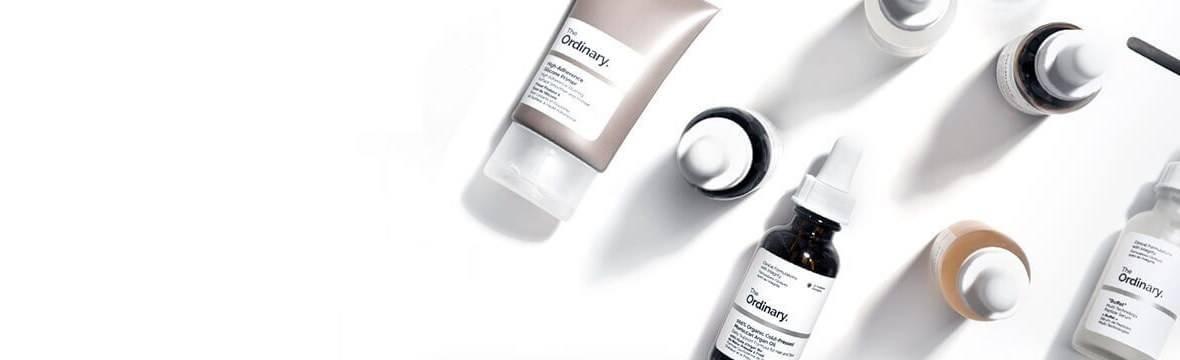 the ordinary product range on Lookfantastic