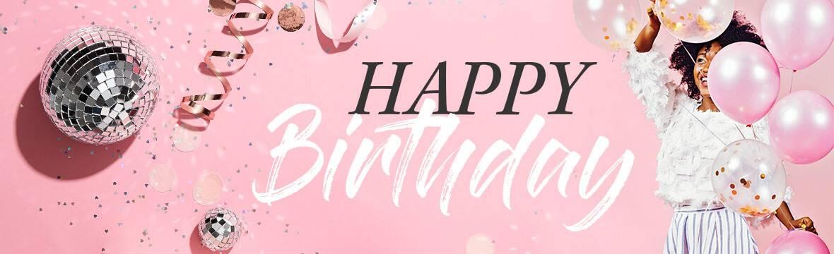 GLOSSYBOX August Birthday