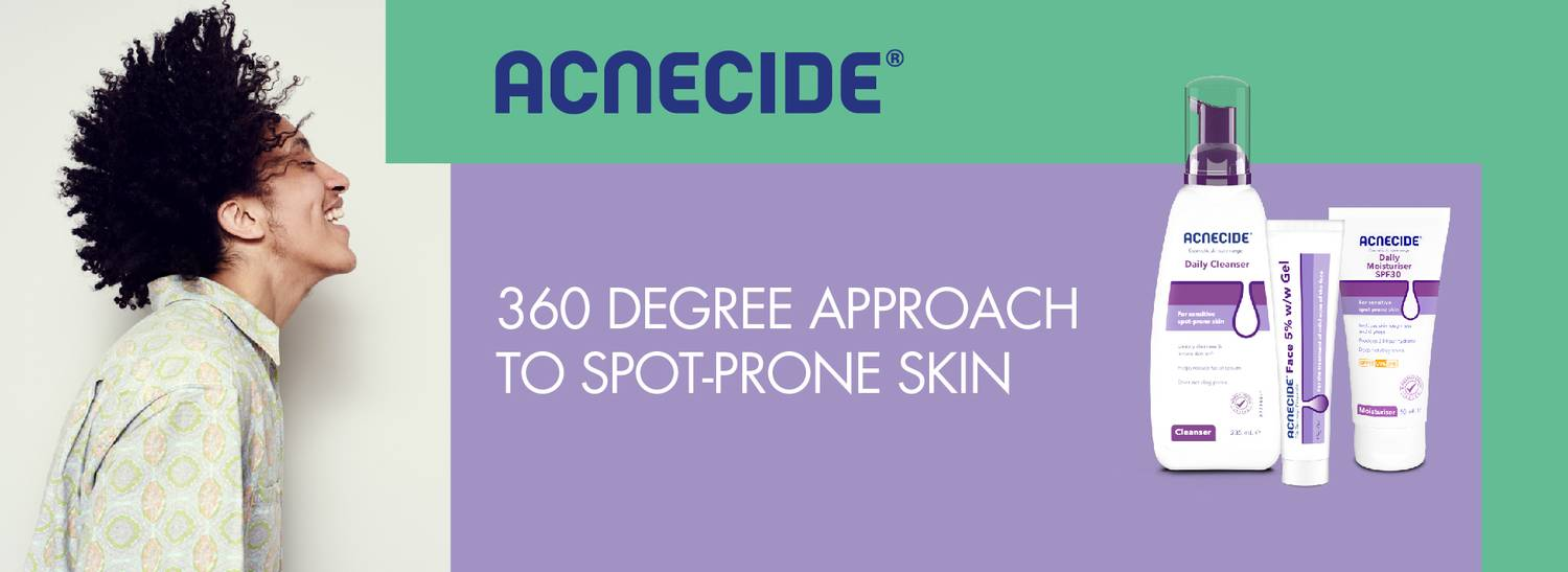 skin care set for acne