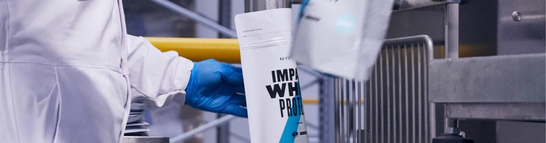 Myprotein Ποιότητα