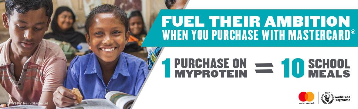 Mastercard and Myprotein