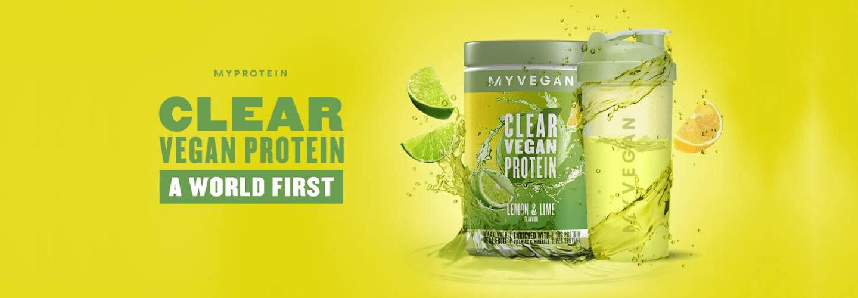 Vegan LP - Clear Vegan Protein