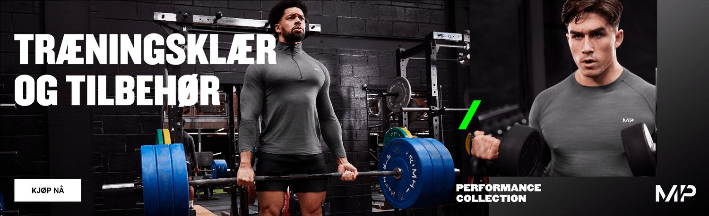 Fuel your ambition med de riktige treningsklær