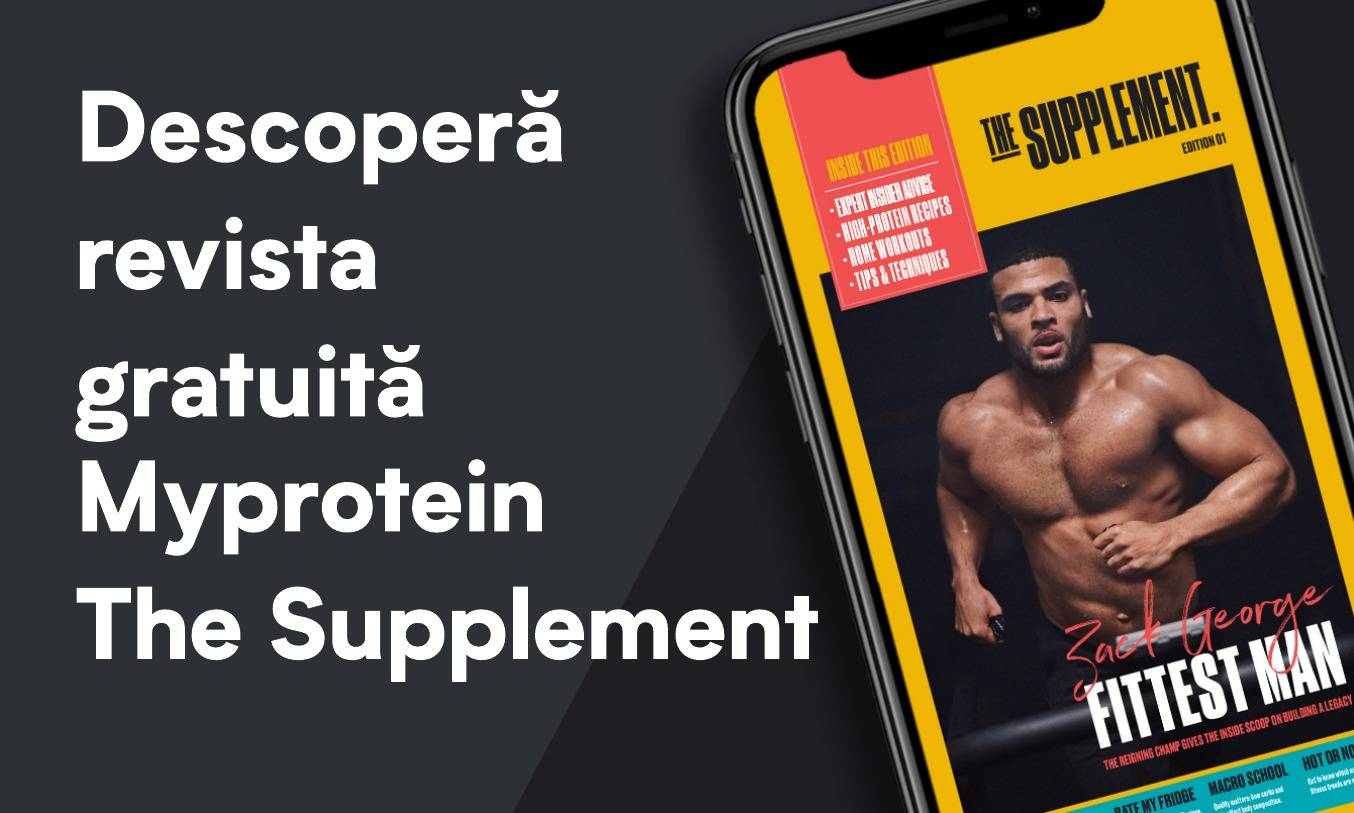 Tap here for your free copy of the Myprotein magazine