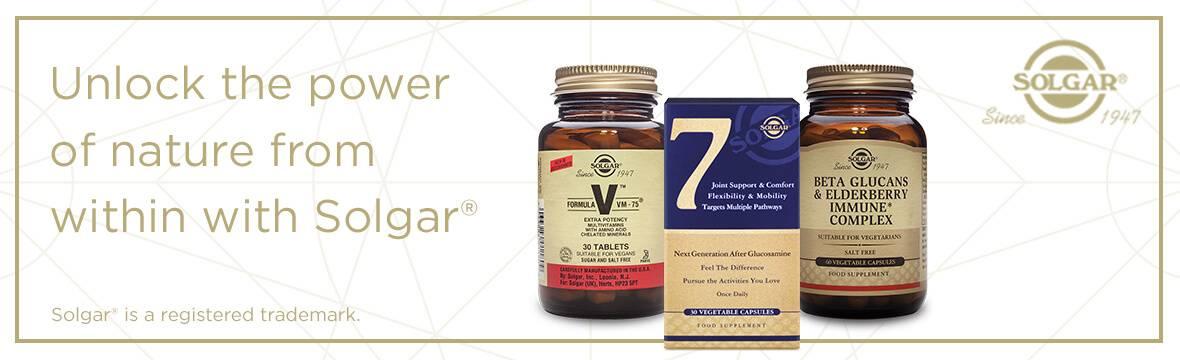 Solgar   Buy Now   Vitamins & Supplements
