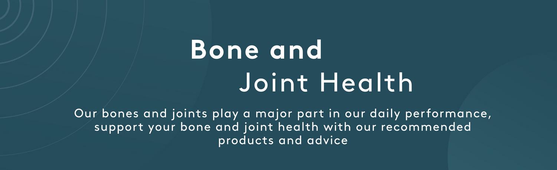 Bone & Joint Health | Myvitamins