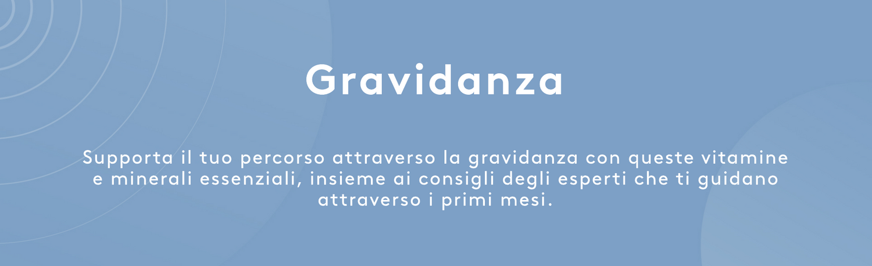 Gravidanza | Myvitamins