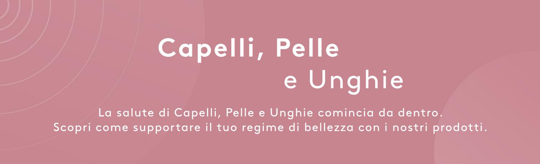 Capelli Pelle Unghie | Myvitamins