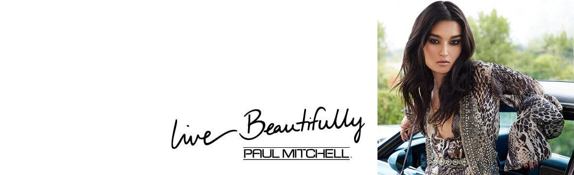 SEE HERE OUR RANGE Paul Mitchell