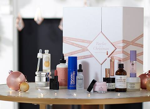 THE BEAUTY EXPERT 12 DAYS OF CHRISTMAS COLLECTION IS BACK FOR ANOTHER YEAR!