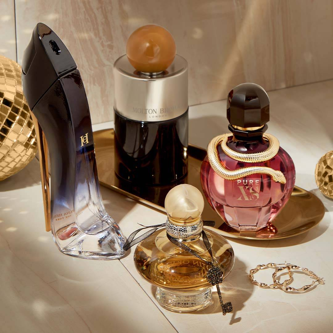 TRANSITIONAL SCENTS