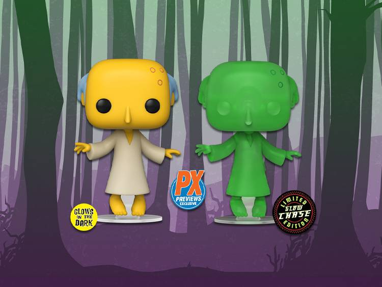 PX Previews EXC Mr Burns Glowing