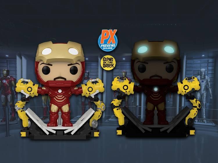 PX Previews Iron Man