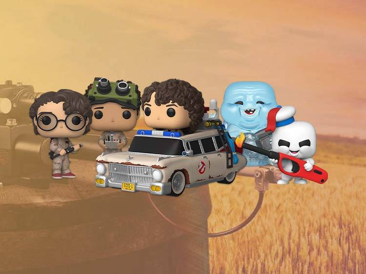 NEW: Ghostbusters Afterlife