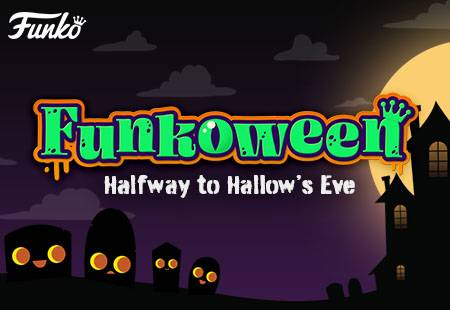 Coming Soon - Funkoween 2021 - Banner