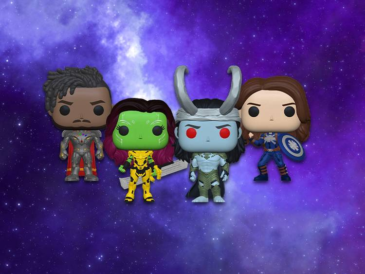 Marvel What If...? finale Pops!