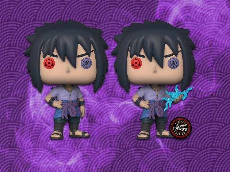 Brand New EXC: Sasuke Uchiha (Rinnegan)