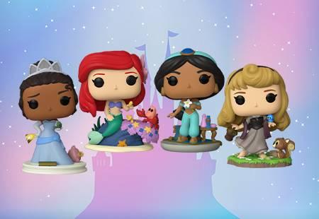 Disney Ultimate Princess Banner