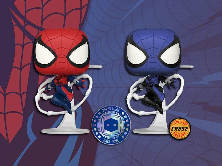 spider girl Banner