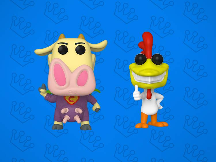 ⭐ NEW: COW AND CHICKEN ⭐