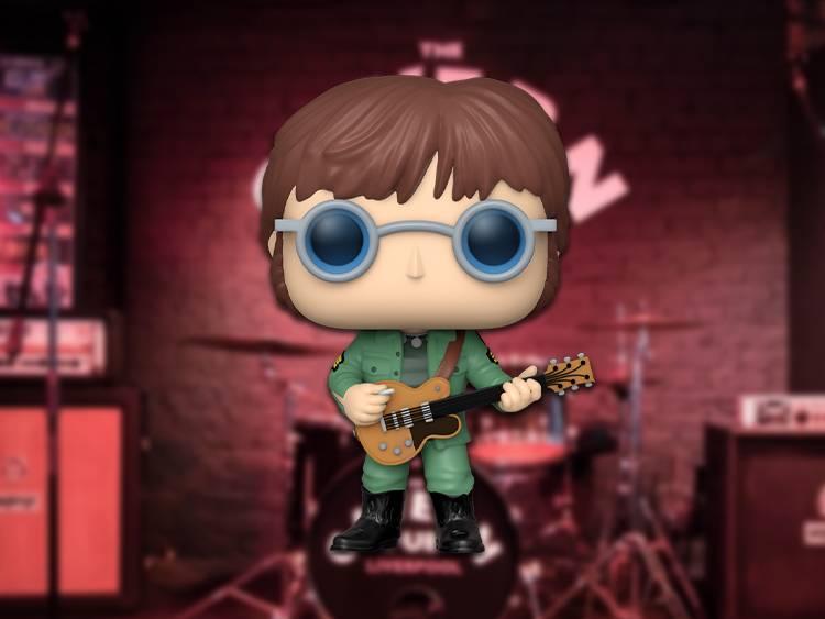 ⭐Brand New: John Lennon in Military Jacket!⭐