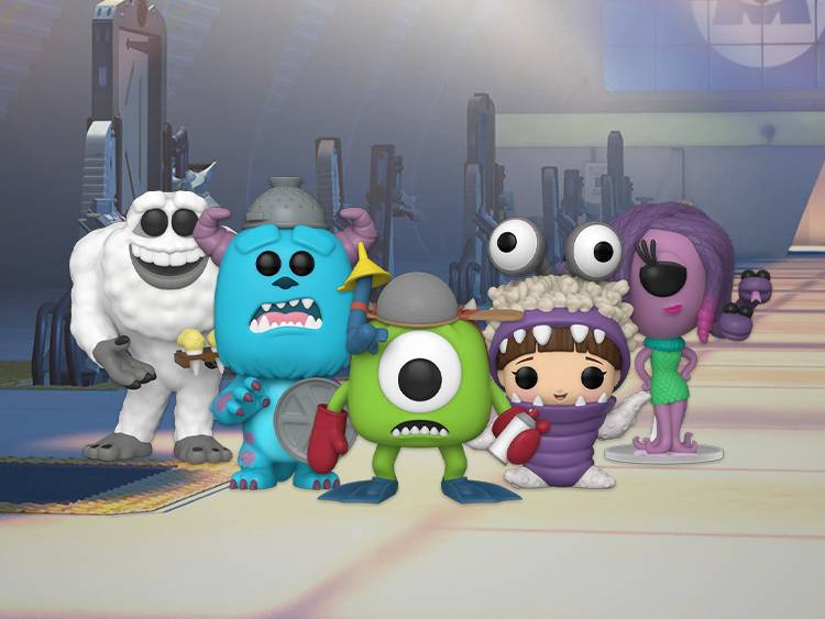 👹 NEW: Monsters Inc. 20th Anniversary 👹