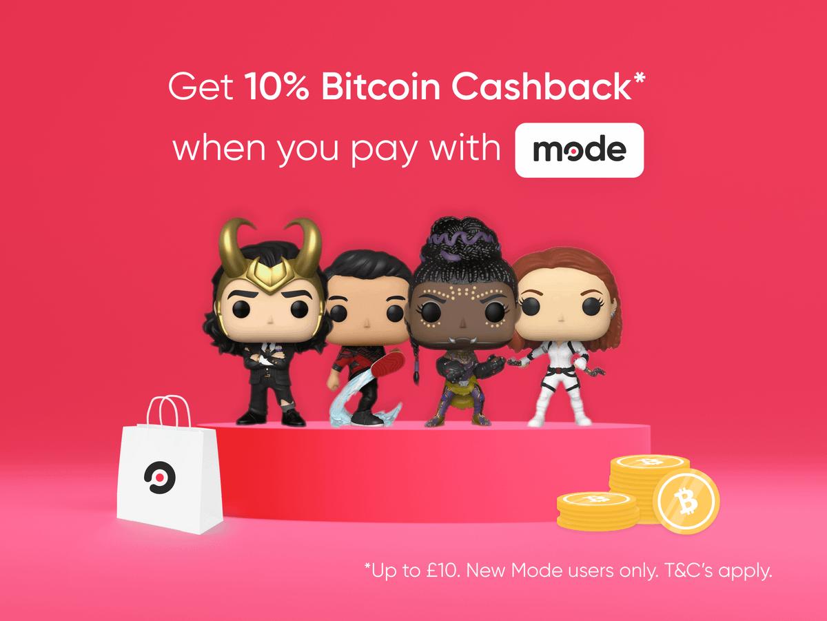 Mode Cashback