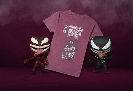 Brand New: Venom: Let There Be Carnage Pops!