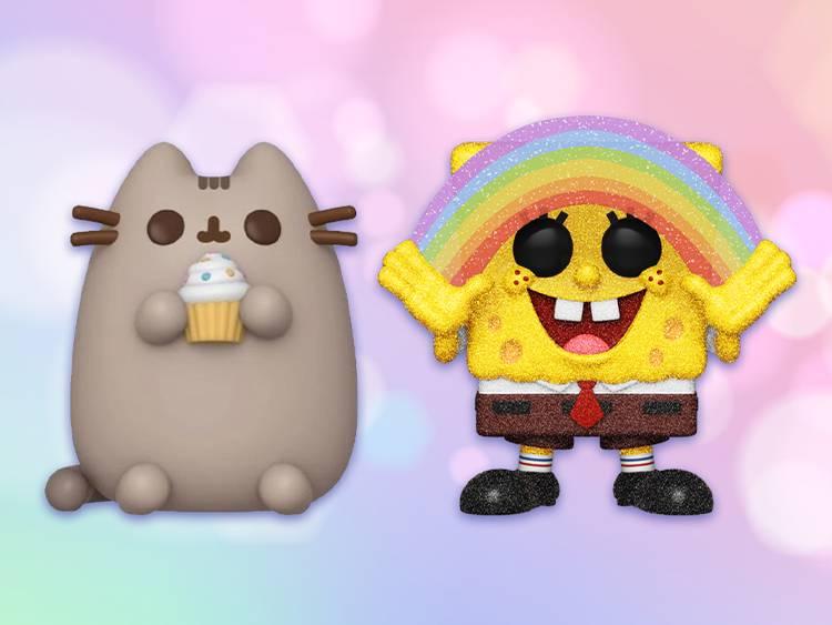 Brand New: Pusheen & Spongebob EXCs!